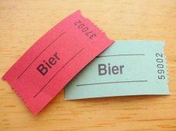 画像1: ドイツ ビールチケット