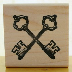 画像1: 十字の鍵