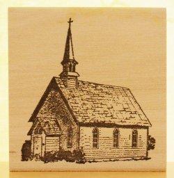 画像1: 大草原の小さな教会