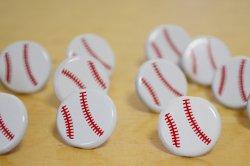 画像1: 野球ボールのブラッズ(brads)