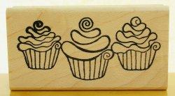 画像1: カップケーキ