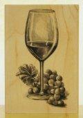 ワインと葡萄(ぶどう)