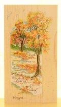 秋の風景(秋がくる時)