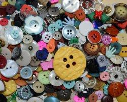 画像1: いろんな輸入ボタン 福袋