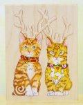 猫のクリスマス